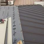 板金屋根葺き替え
