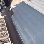 GL鋼板葺き