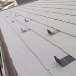 施工後 雪止め 千鳥