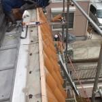 パラペット屋根 修理