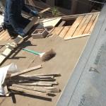 野地板 修理