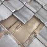 施工前 下地、防水紙劣化