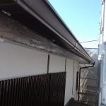 塗装、雨樋 施工後