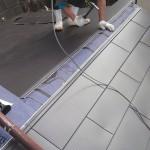 GL鋼板葺き カバー工法