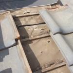下葺き材の経年劣化