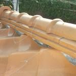 施工前 銅線劣化